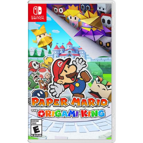 Paper Mario The Origami King - Nintendo - *Special Order