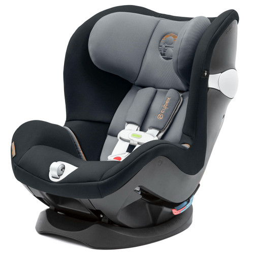 Cybex Sirona M Convertible Car Seat with SensorSafe 2.0, Pepper Black - *Special Order