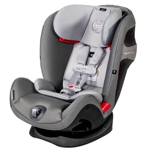 Cybex Eternis S All-in-One Car Seat with SensorSafe, Manhattan Gray - *Special Order