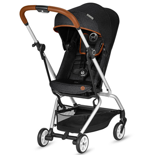 CYBEX Eezy S Twist Gold Denim Collection Stroller (Choose Your Color) - *Special Order