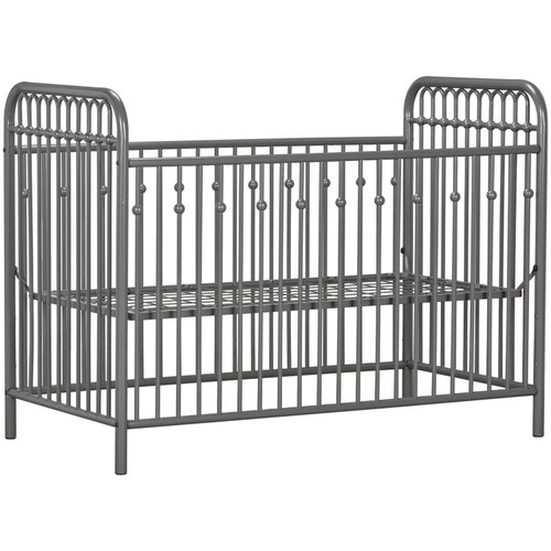 Little Seeds Monarch Hill Ivy Metal Crib (Choose Your Color) - *Special Order