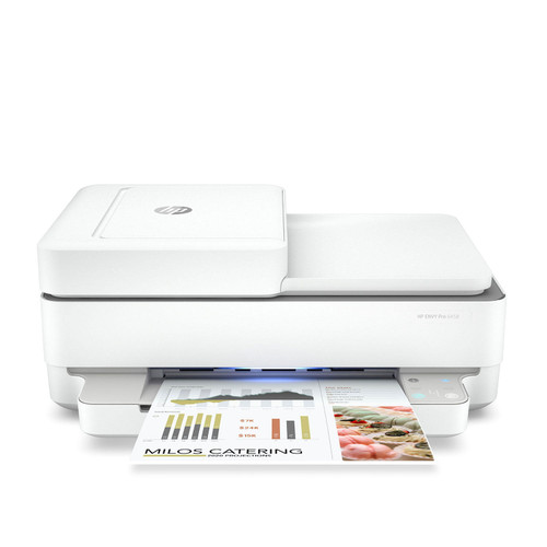 HP ENVY Pro 6458 All-in-One Color Inkjet Printer - Instant Ink Ready - *Special Order