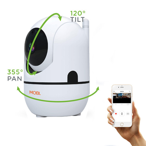 MobiCam HDX Smart HD Wi-Fi Monitoring System - *Special Order