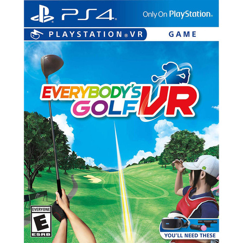 Everybody's Golf VR - PVR - *Special Order