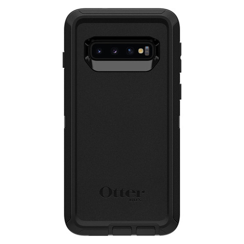 OtterBox Defender Series Case for Samsung Galaxy S10 - Black - *Special Order