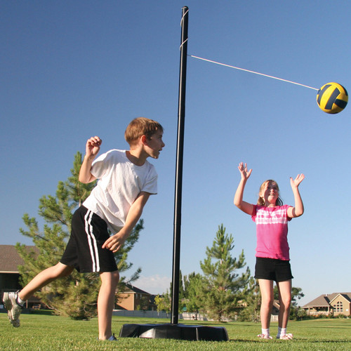 LifetimeAr Portable Tetherball System - *Special Order