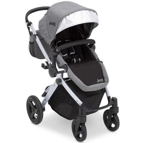 Jeep Sport Utility All-Terrain Stroller by Delta Children (Choose Your Color) - *Special Order