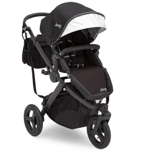 Jeep Sport Utility All-Terrain Jogger by Delta Children (Choose Your Color) - *Special Order