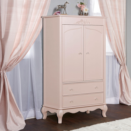 Evolur Aurora Armoire (Choose Your Color) - *Special Order