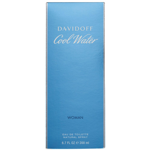 Cool Water 6.7 oz Spray Perfume - *Special Order