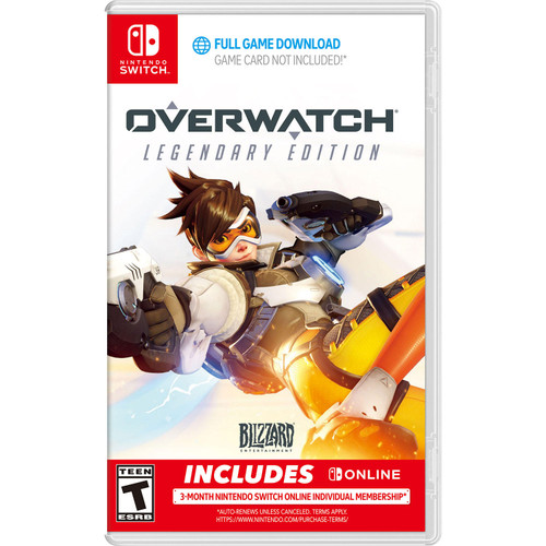 Overwatch Legendary (Nintendo Switch) - *Special Order