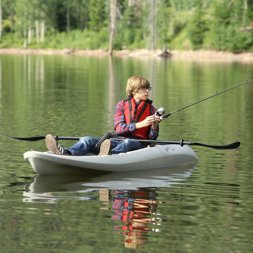 Lifetime Hydros Angler 85 Fishing Kayak (Paddle Included) - *Special Order