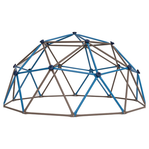 """Lifetime 54-Inch Climbing Dome âÇ"""" Blue and Brown - *Special Order"""