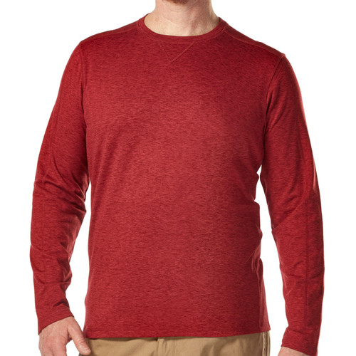 Free Country Men's Brushed Crew Neck Shirt - *Special Order