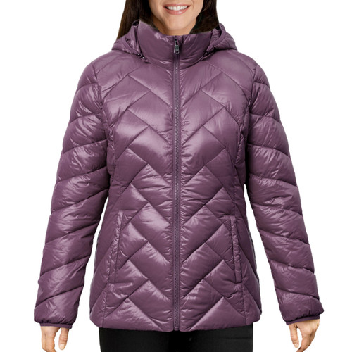 London Fog Women's Packable Down Jacket - *Special Order