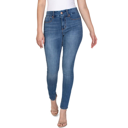 Seven7 Women's High Rise Tummyless Jean - *Special Order