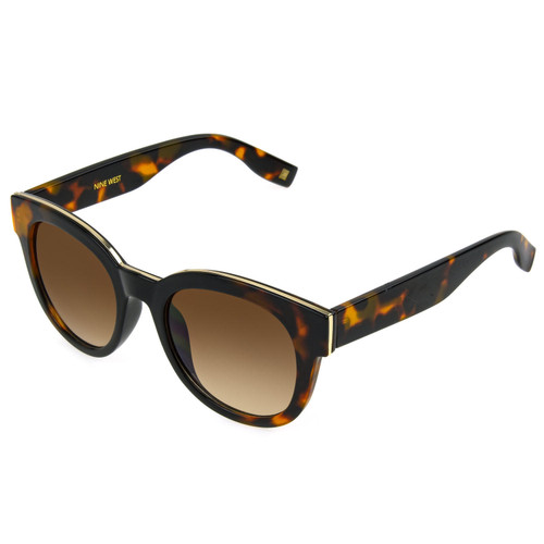 Nine West Oversized Cat-Eye Sunglasses with Accessories - *Special Order