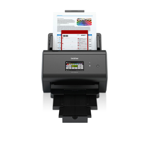 Brother ImageCenter ADS-2800W Wireless Document Scanner for Mid to Large Size Workgroups - *Special Order