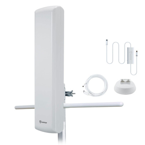 Antop Outdoor HDTV Smartpass Amplified Antenna - AT-402BV - *Special Order