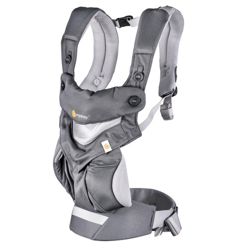 Ergobaby 360 All Positions Baby Carrier Cool Air Mesh (Choose your color) - *Special Order