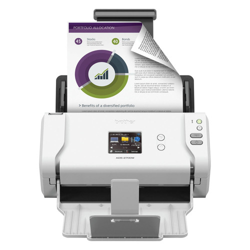 Brother ADS-2700W Scanner, 1200 x 1200dpi - *Special Order