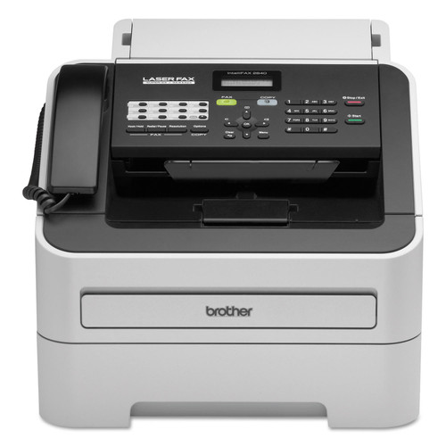 Brother IntelliFAX 2840 Laser Fax Machine - *Special Order