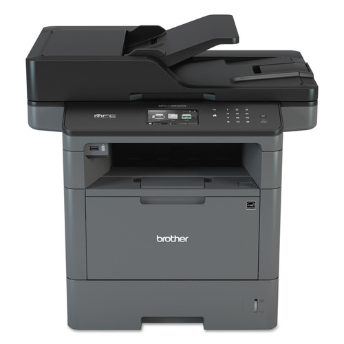 Brother MFC-L6800DW Wireless Monochrome All-in-One Laser Printer, Copy/Fax/Print/Scan - *Special Order