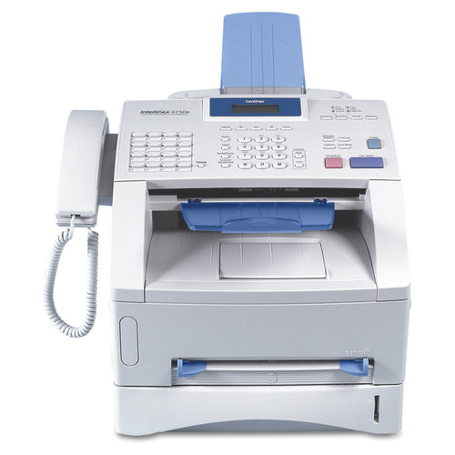 Brother IntelliFAX 4750e Laser Fax with Print, Copy and Phone - *Special Order