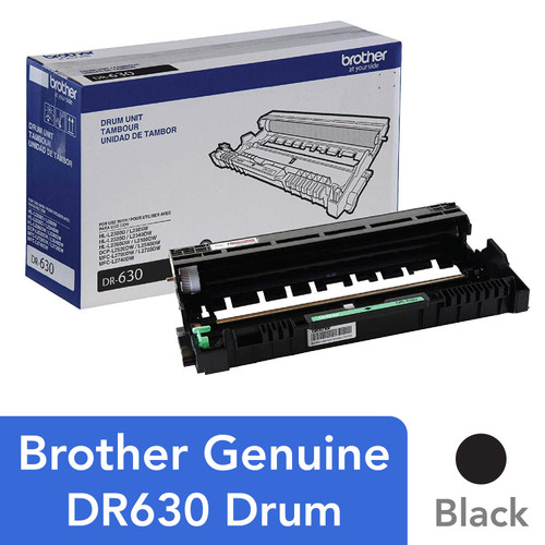 Brother - DR630 (DR630) Drum, 12000 Page-Yield - *Special Order
