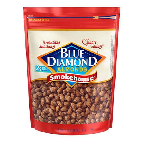 Blue Diamond Smokehouse Almonds (40 oz.) - *In Store