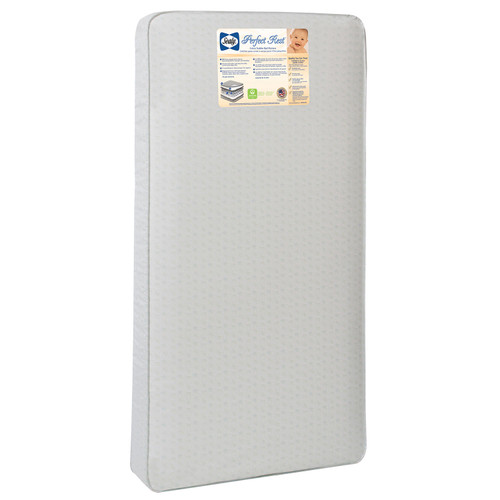 Sealy Perfect Rest Waterproof Infant/Toddler Crib Mattress, Kela - *Special Order