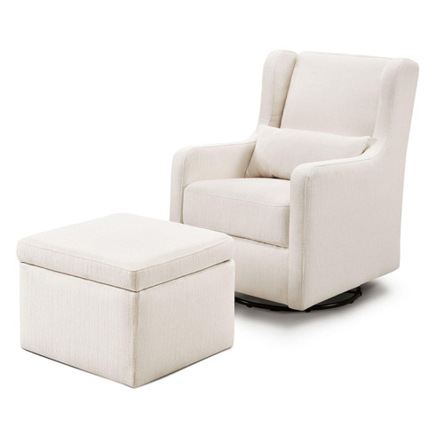 Carter's by DaVinci Adrian Glider and Ottoman (Choose Your Color) - *Special Order