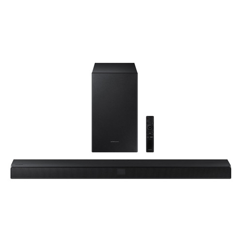 SAMSUNG 2.1 Channel Soundbar with Wireless Subwoofer - HW-T45C - *Special Order
