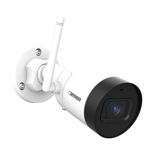 Defender Guard 4 Megapixel (2K) Resolution Wi-Fi IP Security Camera with Mobile Viewing, Audio Recording and No Monthly Fees - *Special Order