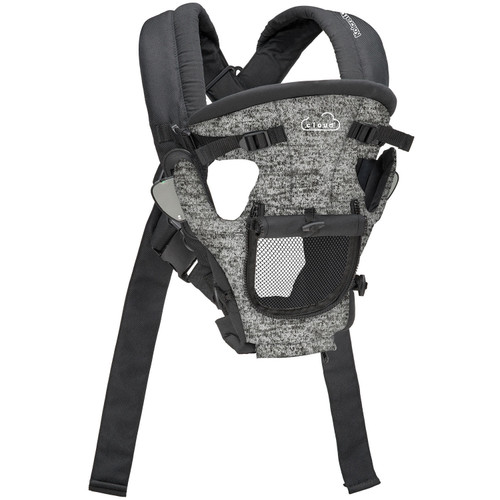 Kolcraft Cloud Cool Mesh Baby Carrier, Gray - *Special Order