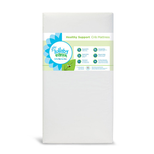 "Lullaby Earth ""Healthy Support"" Baby Crib and Toddler Mattress - *Special Order"