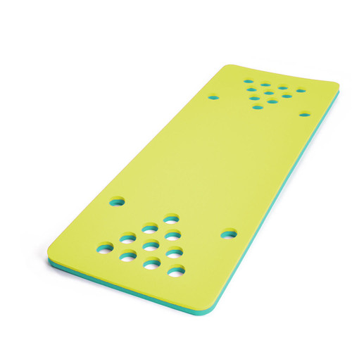 Floatation IQ: Hydrapong - Teal/Yellow - *Special Order