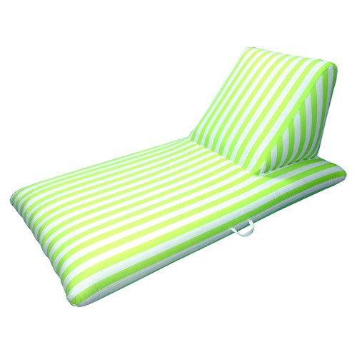 Lime Green Pool Chaise Lounge - Morgan Dwyer Signature - *Special Order