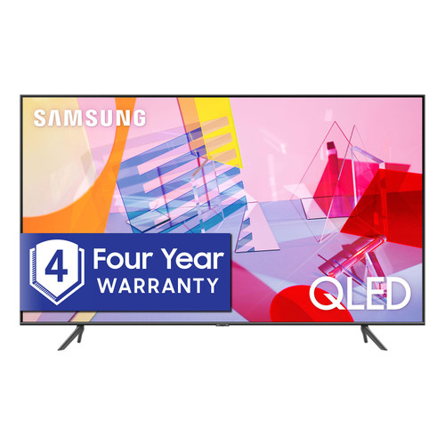 "SAMSUNG 75"" Class Q6-Series 4K Ultra HD Smart HDR QLED TV - QN75Q6DTAFXZA (2020 Model) - *Special Order"