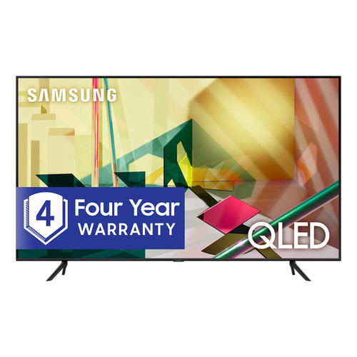 "Samsung 85"" Class Q7-Series 4K Ultra HD Smart QLED TV QN85Q7DTAFXZA (2020 Model) - *Special Order"
