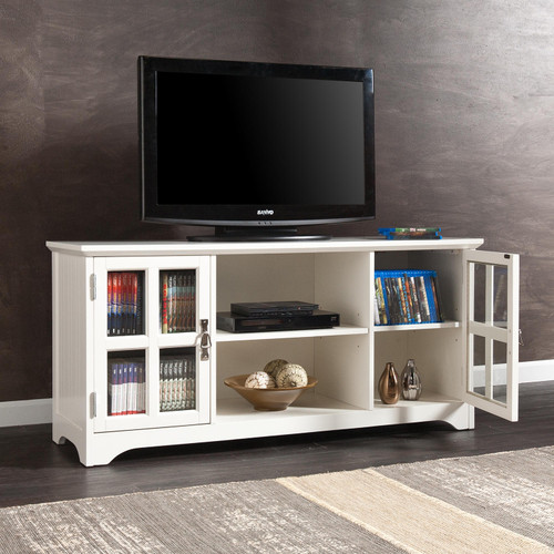 Murphy Media Stand - White - *Special Order