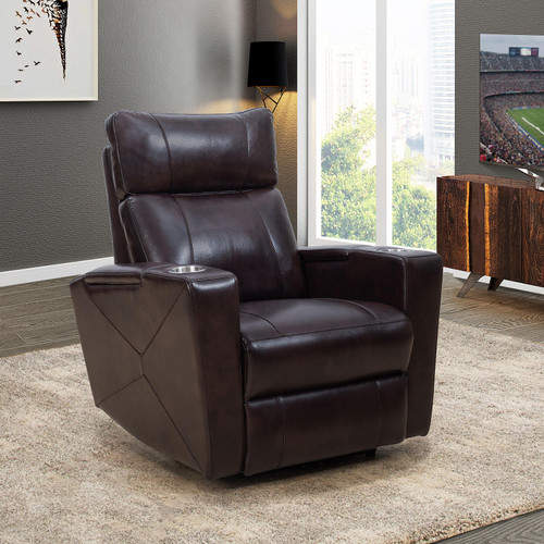 Austin Brown Power Theatre Recliner - *Special Order