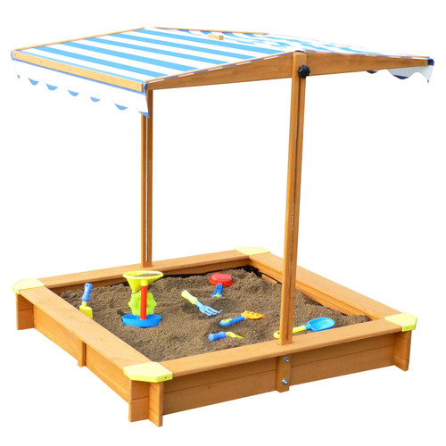 Sandbox With Canopy - *Special Order