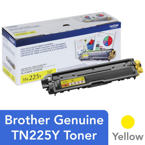 Brother TN221 or TN225 Series Toner Cartridge, Select Color/Yield - *Special Order