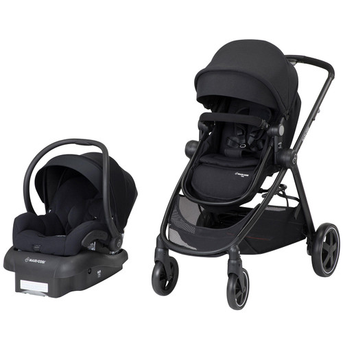 Maxi-Cosi Zelia 5-in-1 Travel System (Choose Your Color) - *Special Order