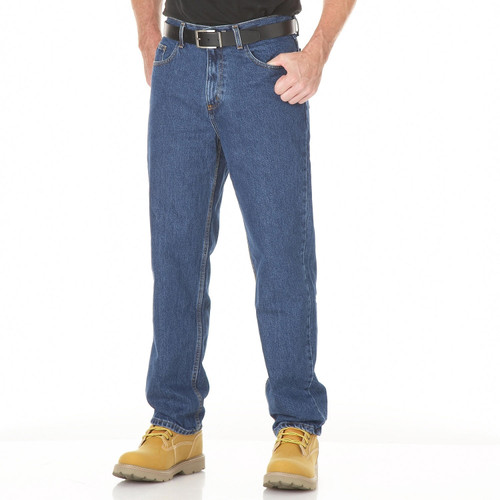 Member's Mark Relaxed Fit Medium Wash Blue Jeans - *Special Order
