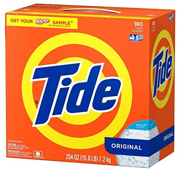 TIDE HE ULTRA LAUNDRY DETERGENT