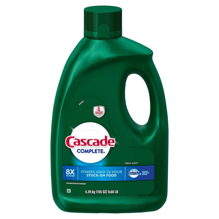 Cascade Complete Gel Dishwasher Detergent/ Fresh Scent