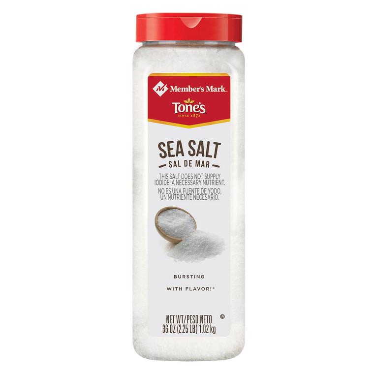 MEMBERS MARK SEA SALT