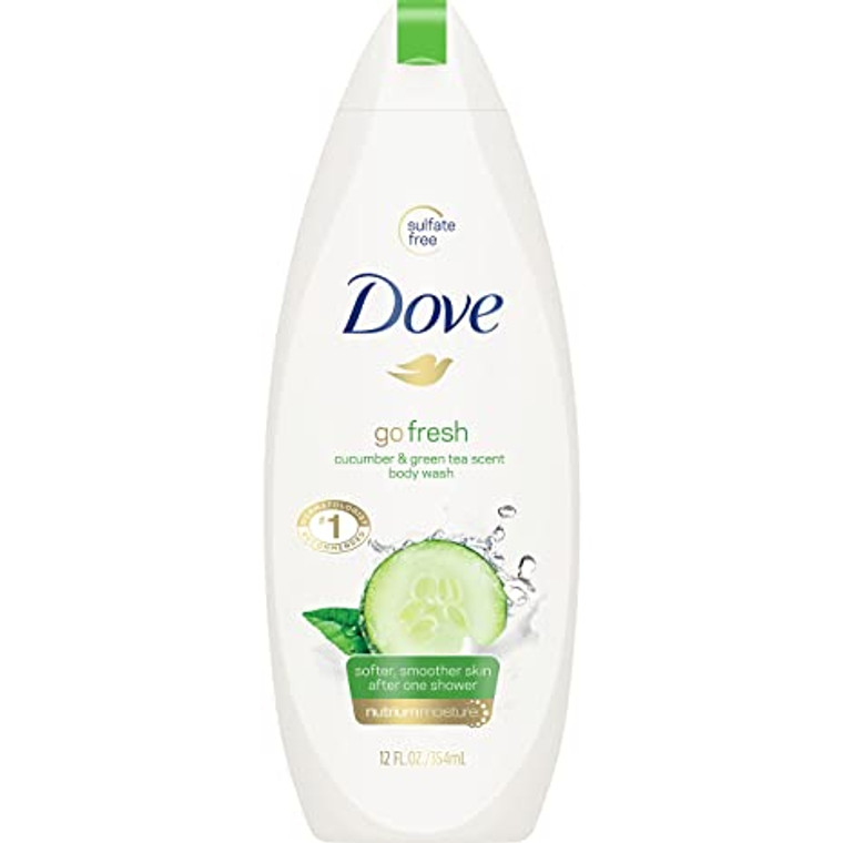 DOVE CUCUMBER GREEN TEA BODY WASH